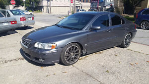 2005 volvo S60R for parts. Lots of IPD goodies