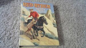 VINTAGE 1956 RED RYDER AND THE THUNDER TRAIL