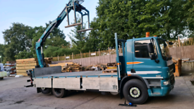 Lorry& Driver Hire