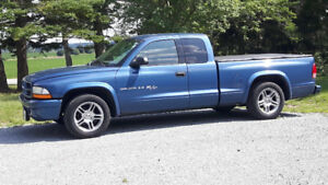 2002 Dodge Dakota 5.9 RT