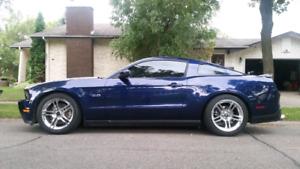 2011 Mustang GT manual
