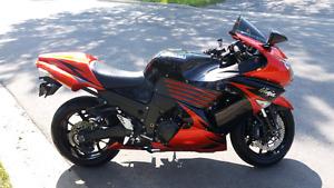 2009 Kawasaki   zx-14 excellent condition