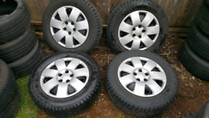 TIRES WITH WHEELS 5x114.3