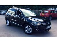2014 Volkswagen Tiguan 2.0 TDi BlueMotion Tech Match Manual Diesel Estate