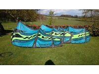 Naish torch 2014 kitesurfing kite
