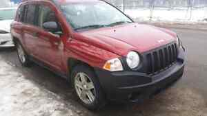 2008 Jeep Compass 4x4 Power everything