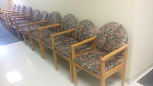 Waiting room chairs London Ontario image 3