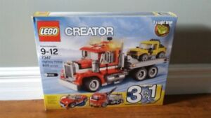 Rare and retired Lego lot for sale SEALED