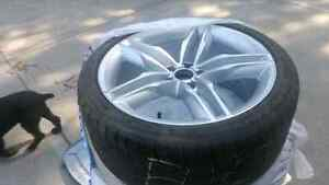 Rims and rubber