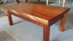 Crafted Wood Tables