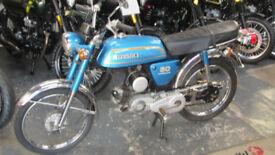 Suzuki AP50 1970's moped. French Import