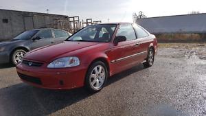 2000 Honda Civic Vtec