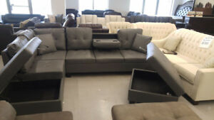 huge sale sectionals, sofa sets, recliners & more furniture deal