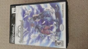 Kingdom Hearts re: chain of memories for Playstation 2