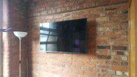 Professional TV Wall Mount Service Manchester