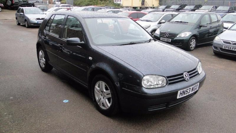 2003 Volkswagen Golf 1.6 Match 5dr