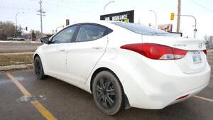 2011 Hyundai Elantra GL Sedan