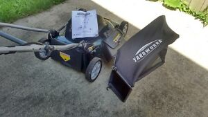"""Powerful Electric Lawnmower 20"""" 3 in 1 Great Condition With Bag"""