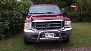 2004 Ford Lariat Pickup Truck