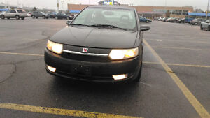 2003 Saturn ION Cuire Berline