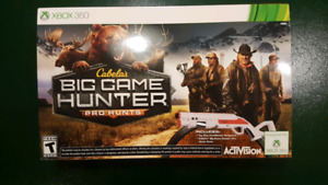Cabelas Xbox 360 Game
