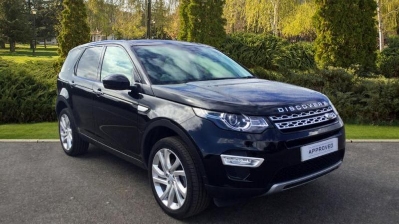 2015 Land Rover Discovery Sport 2.0 TD4 180 HSE Luxury 5dr Automatic Diesel Esta