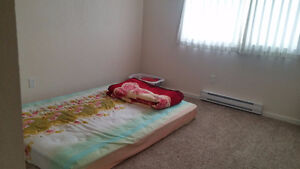 $600-Roommate wanted for One Bedroom Suite(Victoria)from 1st,Aug