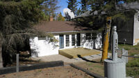 Fully Winterized Cottage in Cypress Hills (Elkwater) AB