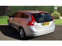 2015 Volvo V60 D2 (115) SE Lux Nav Powershift Automatic Diesel Estate