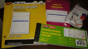 Office supplies for your home business