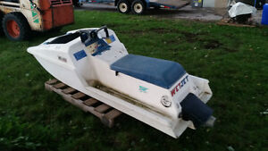 Vintage Wet Jet 432 Jet Ski $400!!!! Kitchener / Waterloo Kitchener Area image 3