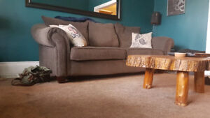Like New Dark Grey Couch (reduced price)