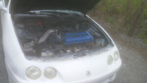 Intégra 2000 manuelle, A/C, CUIR, TOIT, MAGS, towing