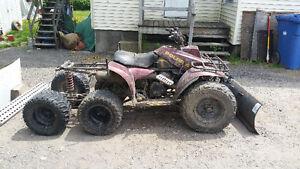 Polaris Big boss 250cc 4x6 600$ ou échange