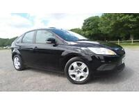 2010 10 FORD FOCUS 1.6 STYLE 5D AUTO 100 BHP