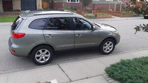2008 Hyundai Santa Fe Limited / Leather/Heated SUV, Crossover