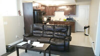 Quiet Furnished - 2 bed 1 bath basement