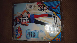 Harley Quinn Kids Costume