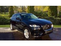 2017 Jaguar F-PACE 2.0d Portfolio 5dr AWD Automatic Diesel 4x4