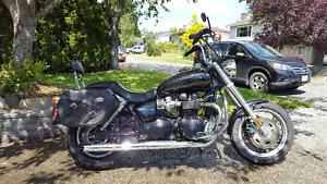 2009 Triumph Speedmaster