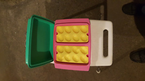 Devilled Egg Storage Tray Tupperware