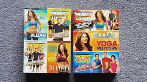 Jillian Michaels from the biggest loser 7 workout DVDs