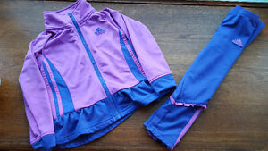 Girls 4t Adidas Track Suit