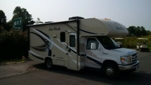 2017 THOR FOUR WINDS 22B RV