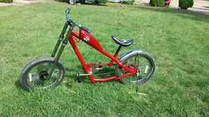 West coast Choppers bicycle for sale