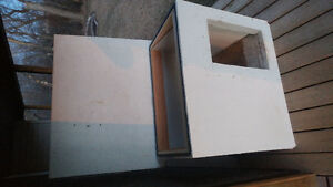 Large insulated dog house for sale $175