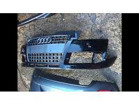 2005on Genuine Tt audi mk2 front bumper can deliver