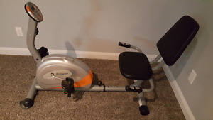 Tempo Fitness Bike (Excellent condition)