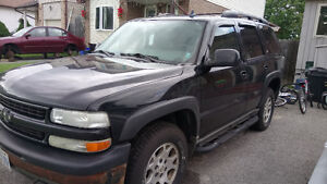 2006 Chevrolet Tahoe Z71 Off Road SUV, Crossover
