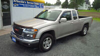 2009 GMC Canyon SLE Extra Cab Pickup Truck, ONLY 65K